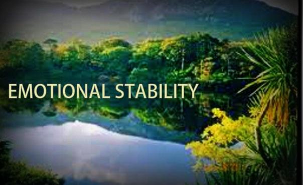 EMOTIONAL STABILITY2