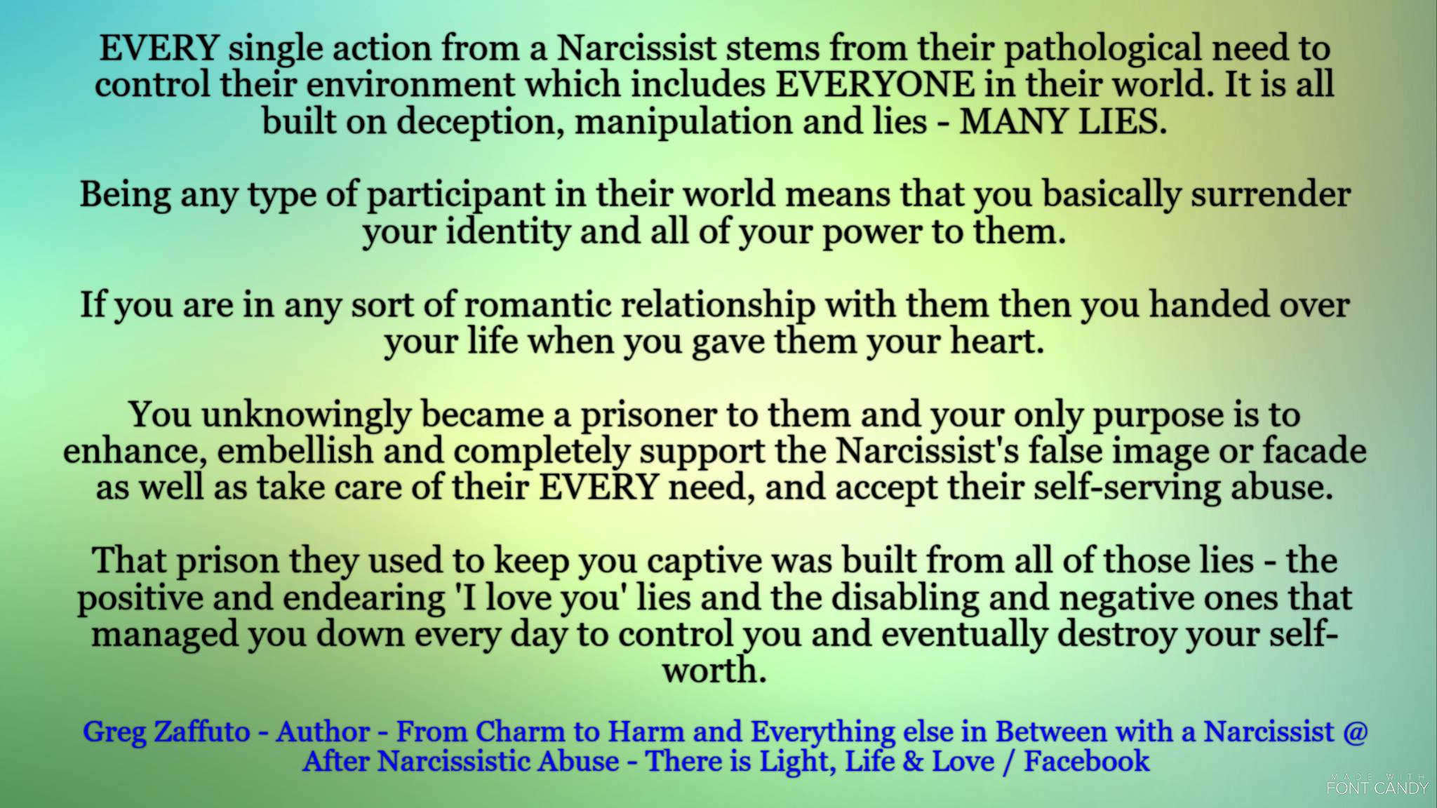Moving On After A Narcissistic Relationship