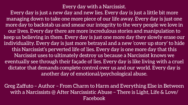 After Narcissistic Abuse | There is Light, Life & Love