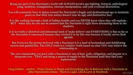 Narcissism | After Narcissistic Abuse | Page 43