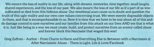 You cannot negotiate with a Narcissist! | After Narcissistic