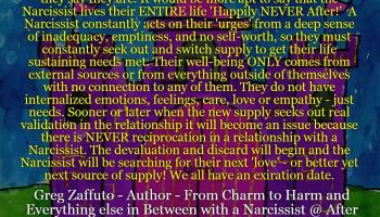 How and why does the Narcissist move on so QUICKLY? | After
