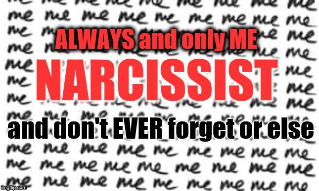 Narcissists are everywhere in this world, and wherever they are there is chaos, crazy making, high drama, destroyed relationships, betrayal, lies, and destruction. The most dangerous predators among us are ingeniously masked, veiled or disguised.