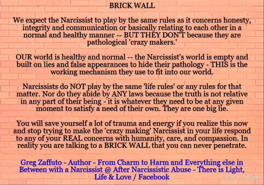 Narcissists will accuse you of things that have no basis of reality as a DIVERSION to create an argument or a crisis that YOU must deal with – it is a chaotic and coercive tactic to throw you off base.