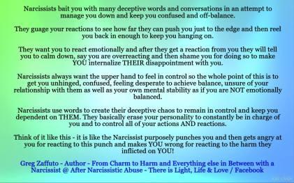 GREENISHBlue narcs bait you with conversations MEME