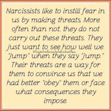 PINK narcs instill fear MEME
