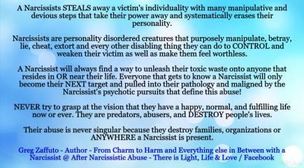 BLUE steals victims identity away MEME