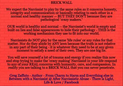 BRICKY WALL meme