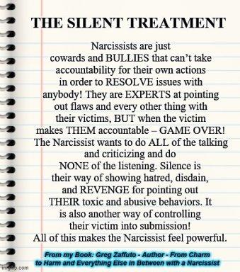 FINAL Silent treatment MEMEE