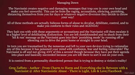 RED managingdown MEME