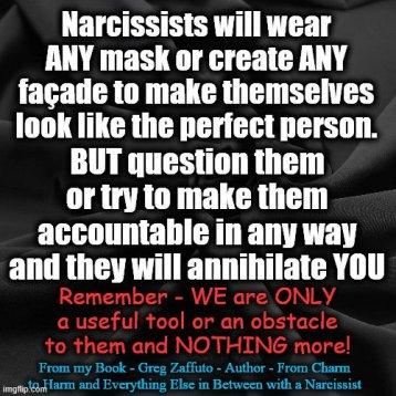 NARC wear any mask MEME