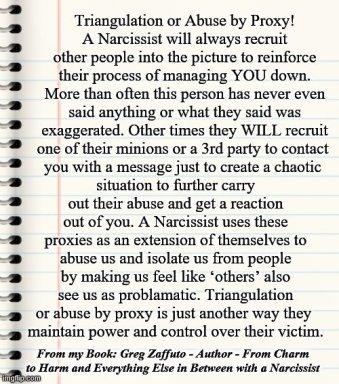 TRianGULATION or abuse proxy MEME