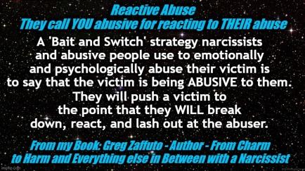 BLACK reactive abuse meme